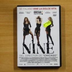 ROB MARSHALL - NINE - DVD