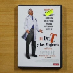 EL DR. T Y LAS MUJERES - DVD