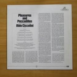TRIO CALAVERAS / TRIO TARIACURI - RECORDANDO - LP [DISCO VINILO]