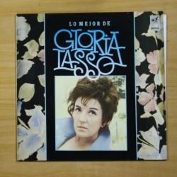 GLORIA LASSO - LO MEJOR DE - LP