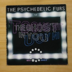 THE PSYCHEDELIC FURS - THE GHOST IN YOU - LP