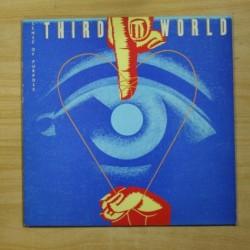 THIRD WORLD - SENSE OF PURPOSE - LP