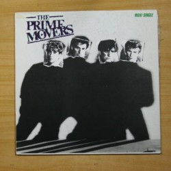 THE PRIME MOVERS - ON THE TRAIL - MAXI