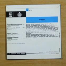 JACKIE DAVIS - THE HAMMOND ORGAN OF JACKIE DAVIS PLUS VOICES - LP [DISCO VINILO]