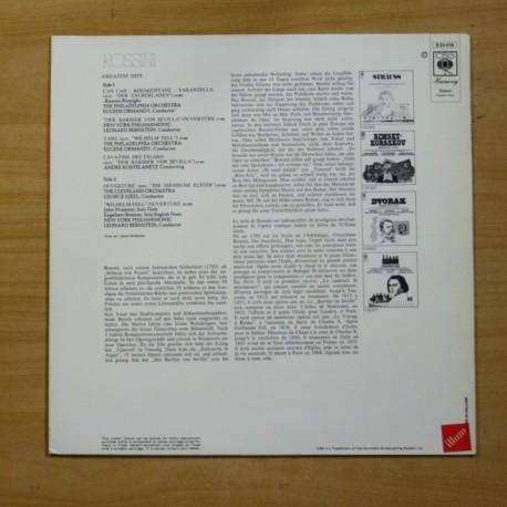 RAMONA GALARZA - LOS MAYORES EXITOS - LP [DISCO VINILO]