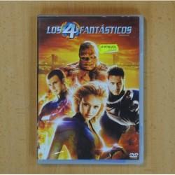 LOS 4 FANTASTICOS - DVD