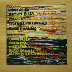 CASAPIETRA / BURMEISTER / SCHREIER / POLSTER - MOZART MISSA BREVIS K. 192 Y 259 - LP [DISCO VINILO]