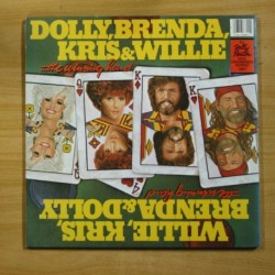 PETE STANLEY & ROGER KNOWLES - PICKING & SINGING - LP [DISCO VINILO]