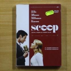 WOODY ALLEN - SCOOP - DVD
