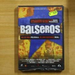 BALSEROS - DVD