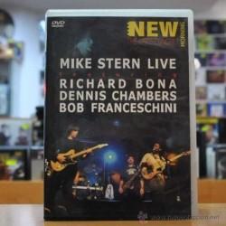 VARIOS - RICHAD BONA / DENNIS CHAMBERS - MIKE STERN LIVE - DVD