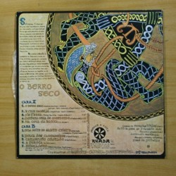 FORBIDDEN - TWISTED INTO FORM (PICTURE) - LP [DISCO VINILO]