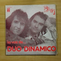DUO DINAMICO - LA VOZ DE - GATEFOLD - 2 LP