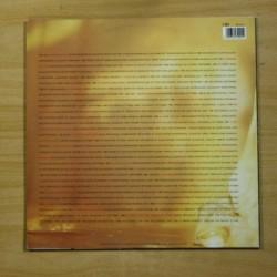 ENRIQUE DEL POZO - AVARICIA - LP [DISCO VINILO]