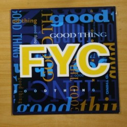 FINE YOUNG CANNIBALS - GOOD THING - MAXI