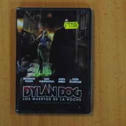 DYLAN DOG LOS MUERTOS DE LA NOCHE - DVD