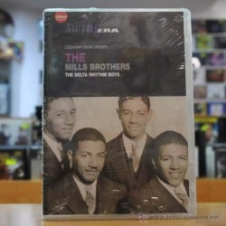 THE MILLS BROTHERS - THE DELTA RHYTHM BOYS - DVD