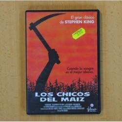 LOS CHICOS DEL MAIZ - DVD