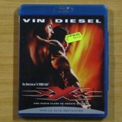 VIN DIESEL - XXX - BLU RAY