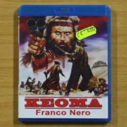 FRANCO NERO - KEOMA - BLU RAY