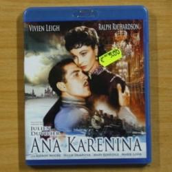 ANA KARENINA - BLU RAY