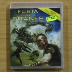 FURIA DE TITANES - BLU RAY