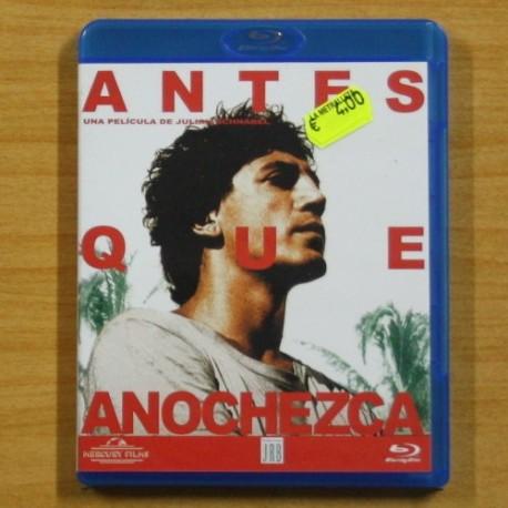ANTES QUE ANOCHEZCA - BLU RAY
