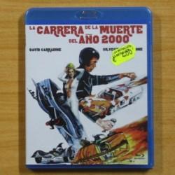LA CARRERA DE LA MUERTE DEL AÑO 2000 - BLU RAY