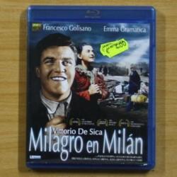 VITTORIO DE SICA - MILAGRO EN MILAN - BLU RAY