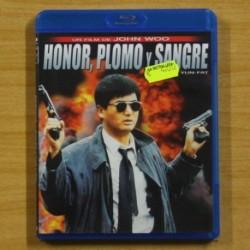 HONOR PLOMO Y SANGRE - BLU RAY
