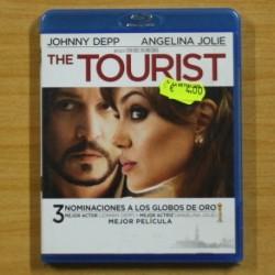 THE TOURIST - BLU RAY