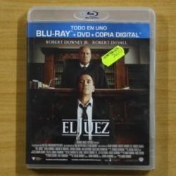 EL JUEZ - BLU RAY