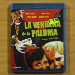 BENITO PEROJO - LA VERBENA DE LA PALOMA - BLU RAY