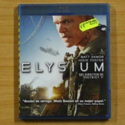 ELYSIUM - BLU RAY