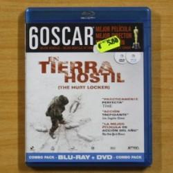 EN TIERRA HOSTIL - BLU RAY