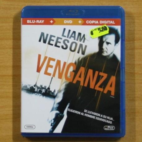 LIAM NEESON - VENGANZA - BLU RAY