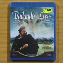 BAILANDO CON LOBOS - BLU RAY