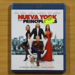NUEVA YORK PARA PRINCIPIANTES - BLU RAY