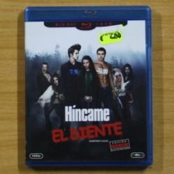 HINCAME EL DIENTE - BLU RAY