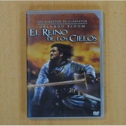 EL REINO DE LOS CIELOS - DVD