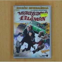 LA GRAN AVENTURA DE MORTADELO Y FILEMON - DVD