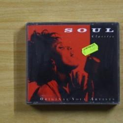VARIOS - SOUL CLASSICS - 2 CD
