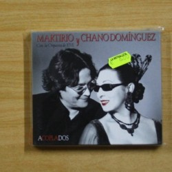 MARTIRIO / CHANO DOMINGUEZ - ACOPLADOS - CD