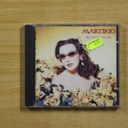 MARTIRIO - HE VISTO COLOR - CD