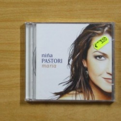 NIÑA PASTORI - MARIA - CD