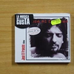 JOSE EL FRANCES - ALMA - CD