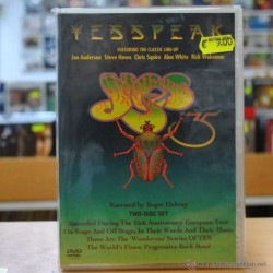 YES - YESSPEAK - NTSC - DVD