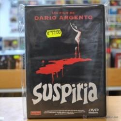 DARIO ARGENTO - SUSPIRIA - DVD