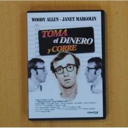 TOMA EL DINERO Y CORRE - DVD