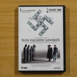 LOS FALSIFICADORES - DVD